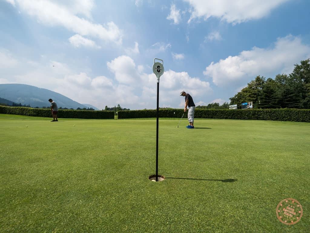 prosper golf resort in celadna