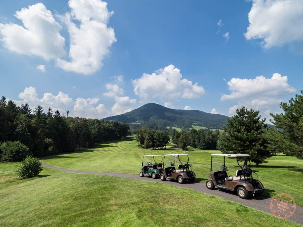 propser golf resort celadna landscape views