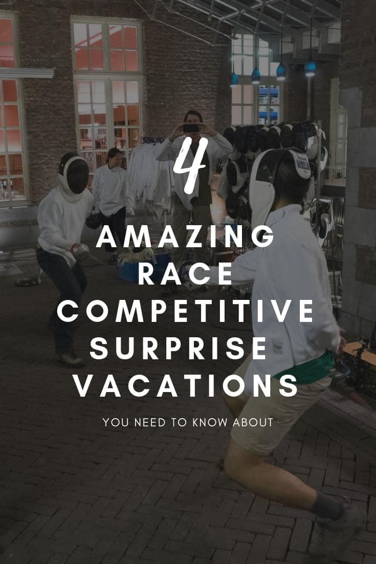 4 Companies That Plan Amazing Race Inspired Surprise Vacations