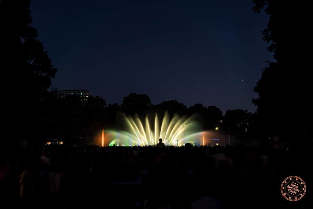 water light show in planten un blomen in hamburg 1 day itinerary