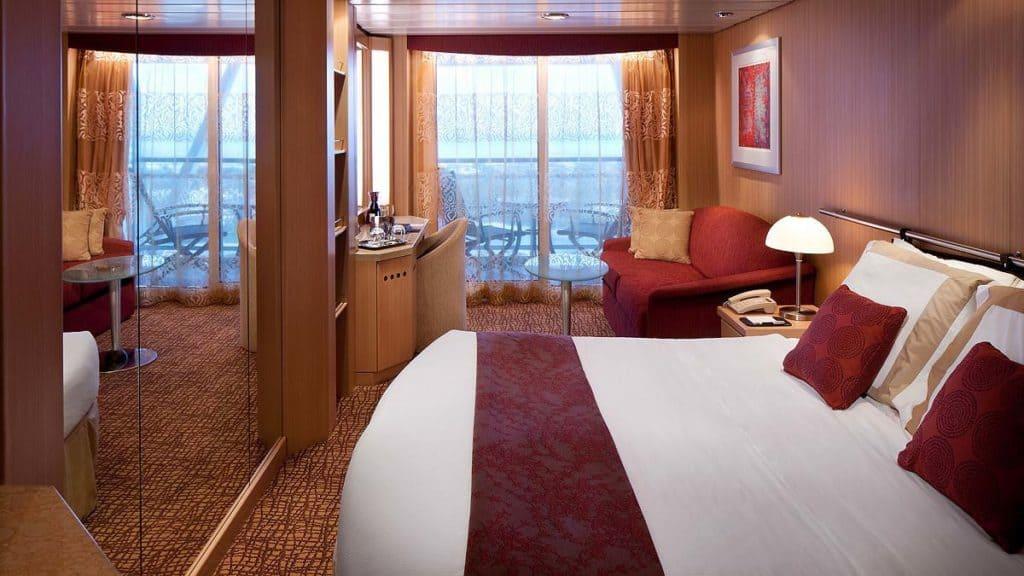 celebrity cruise aqua class cabin