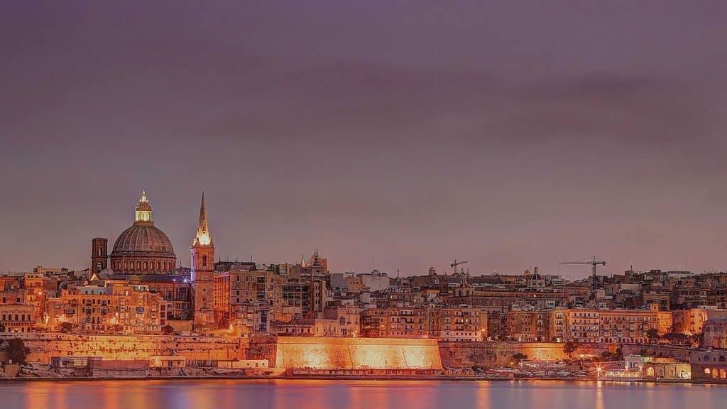 valletta malta port on celebrity cruises in eastern mediterranean
