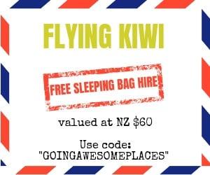 flying kiwi promotion discount code promo