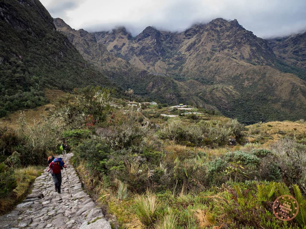 inca trail to machu picchu hike guide with alpaca expeditions trek