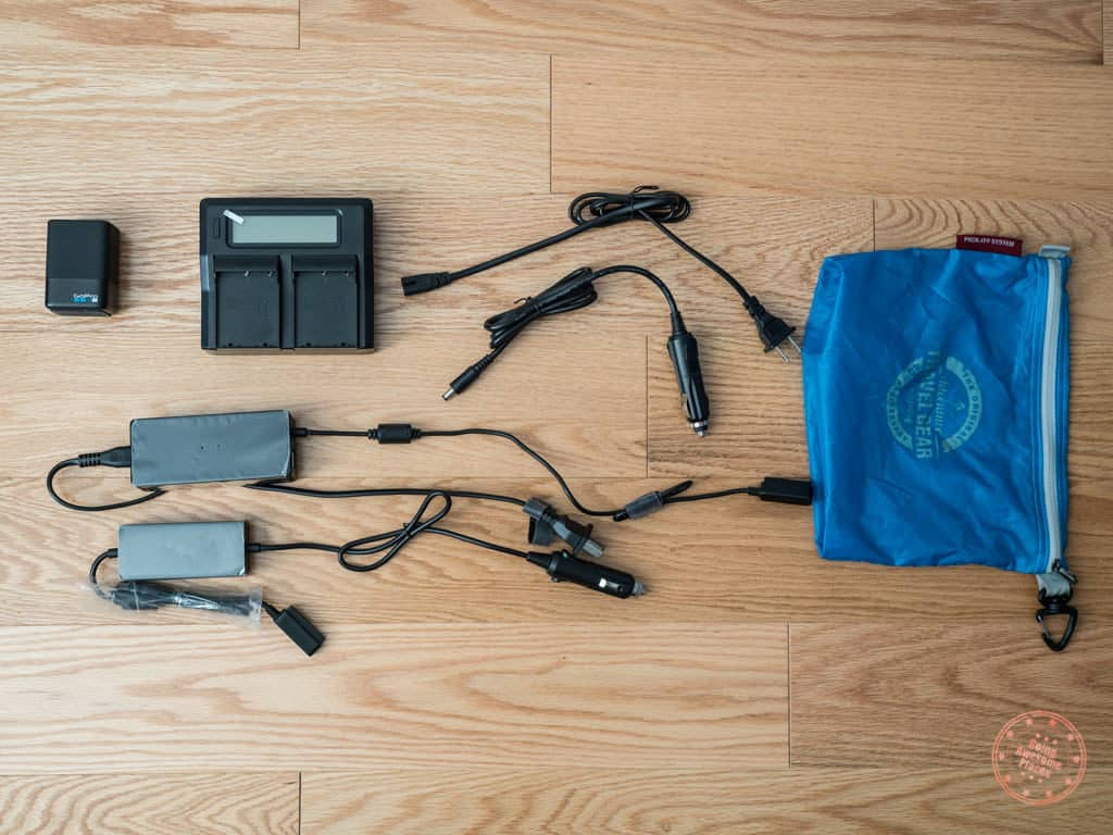 charging cable and devices
