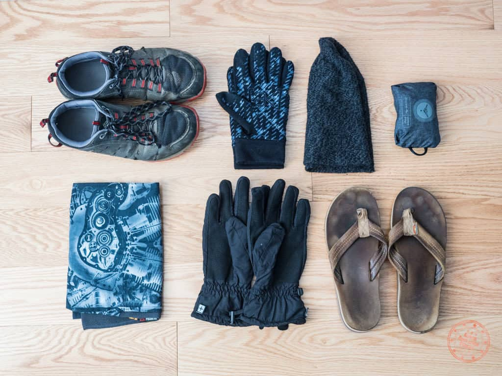 new zealand shoes and winter gear