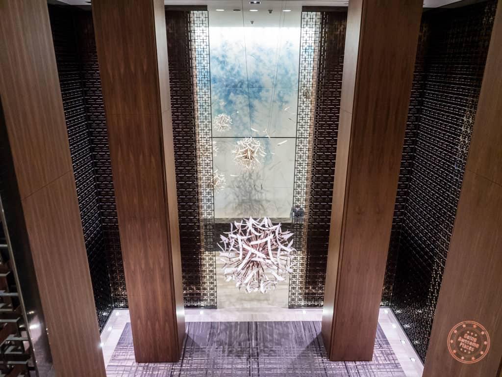 four seasons yorkville toronto reception lobby