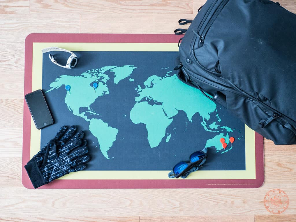 what to pack for new zealand during the spring for 3 weeks