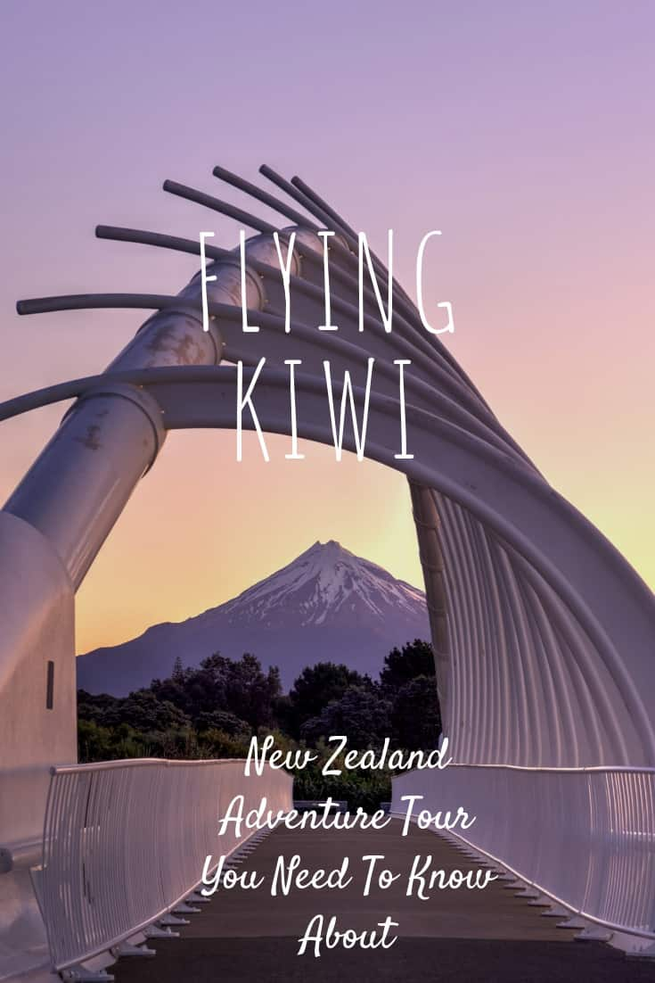 Everything you need to know about the New Zealand adventure tour bus company, Flying Kiwi, our Reverse Traverse experience, why it was amazing, and a full detailed review.