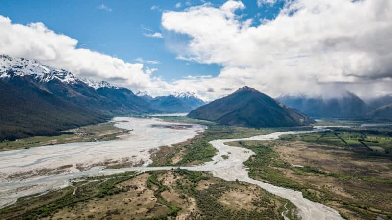 top things to do from queenstown including glenorchy aerial
