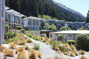 queenstown lakeview holiday park