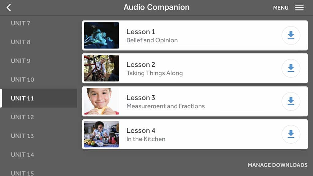 audio companion downloadable lessons with rosetta stone mandarin