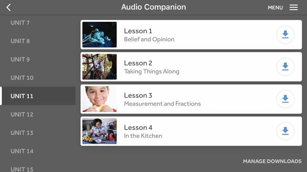 audio companion downloadable lessons with rosetta stone mandarin