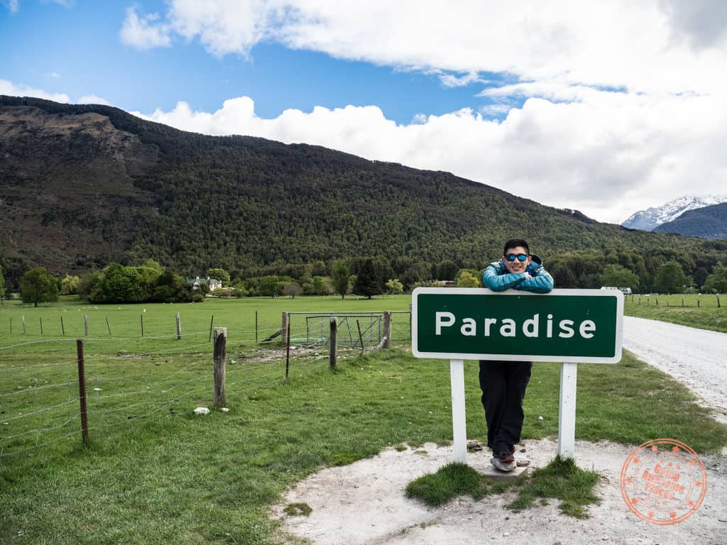 will at paradise in new zealand