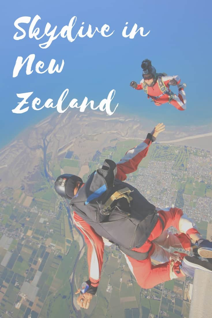 Skydive New Zealand Above Abel Tasman - Achieve Your Skydiving Bucket List Goals