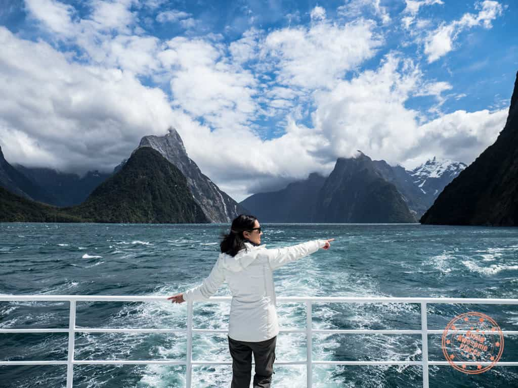 aboard milford sound cruise along 3 week new zealand itinerary