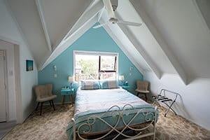 arthur street b&b whitianga nz bedroom