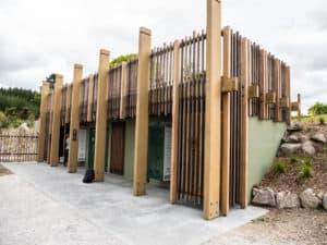 change facilities at spa thermal park