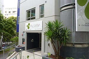 city lodge backpackers hotel in auckland