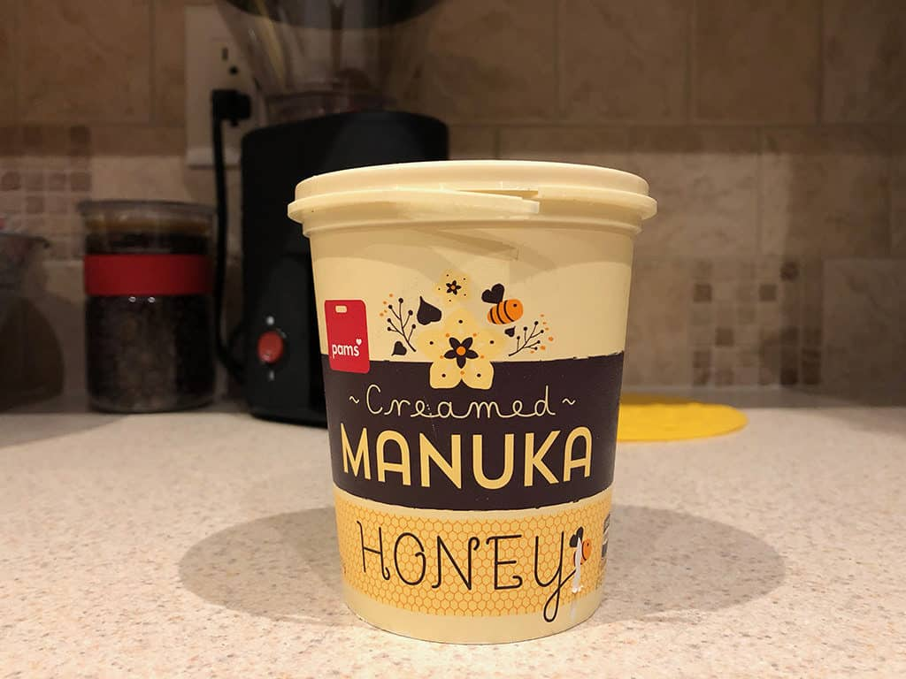 creamed manuka honey new zealand food souvenir