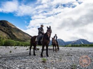 dart river adventures river wild horseback riding nz