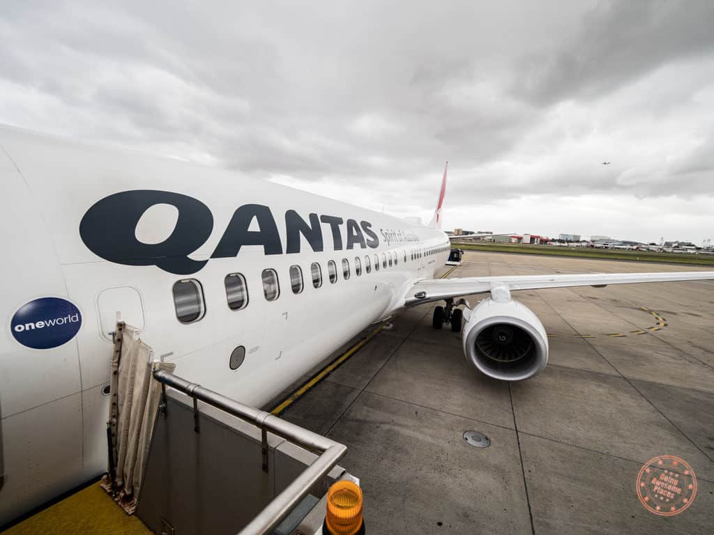 flying to queenstown with qantas how to get to new zealand guide