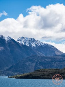 scenic drive from queenstown to glenorchy new zealand