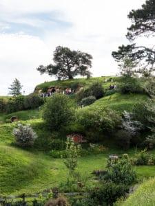 hobbiton film set location tour vertical