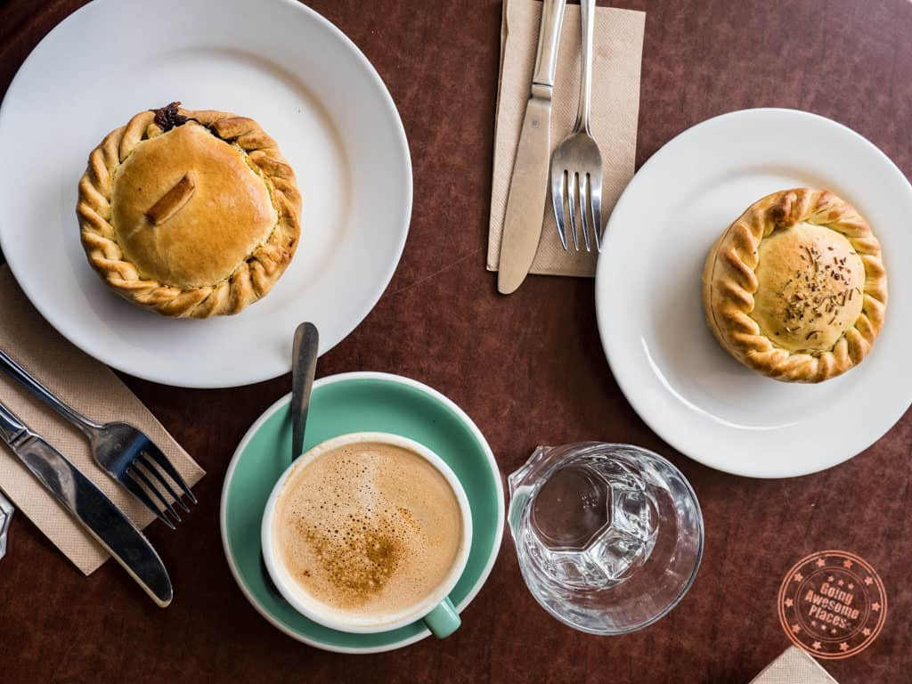 travel guide meatpies and flat whites in new zealand