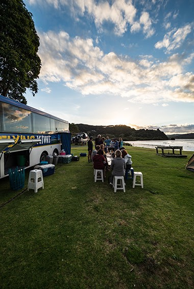 flying kiwi adventure bus tour top 5 experience in nz