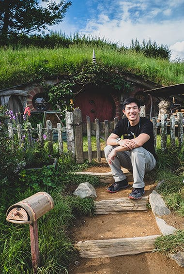 top 5 experience in new zealand at hobbiton movie set