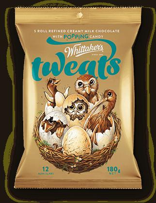 whittakers chocolate tweats nz souvenir