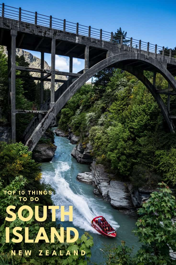 Top 10 Things To Do In New Zealand\'s South Island
