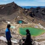 tongariro alpine crossing hiking guide new zealand