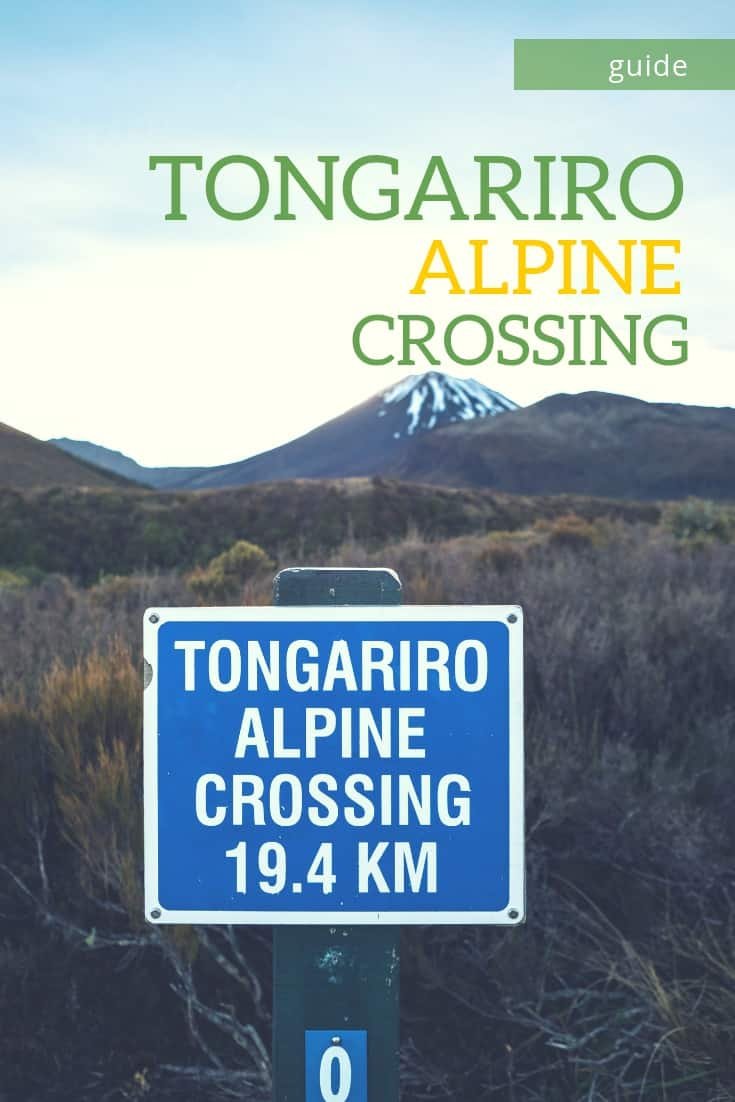 Tongariro Alpine Crossing Hiking Guide - Shuttle, What to Expect, What to Pack