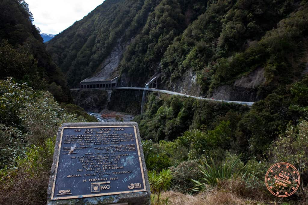 arthurs pass otira gorge road top experience in south island new zealand