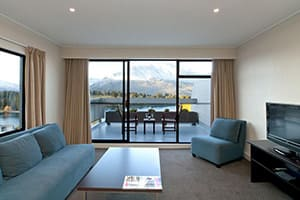 copthorne queenstown lakeview hotel interior room