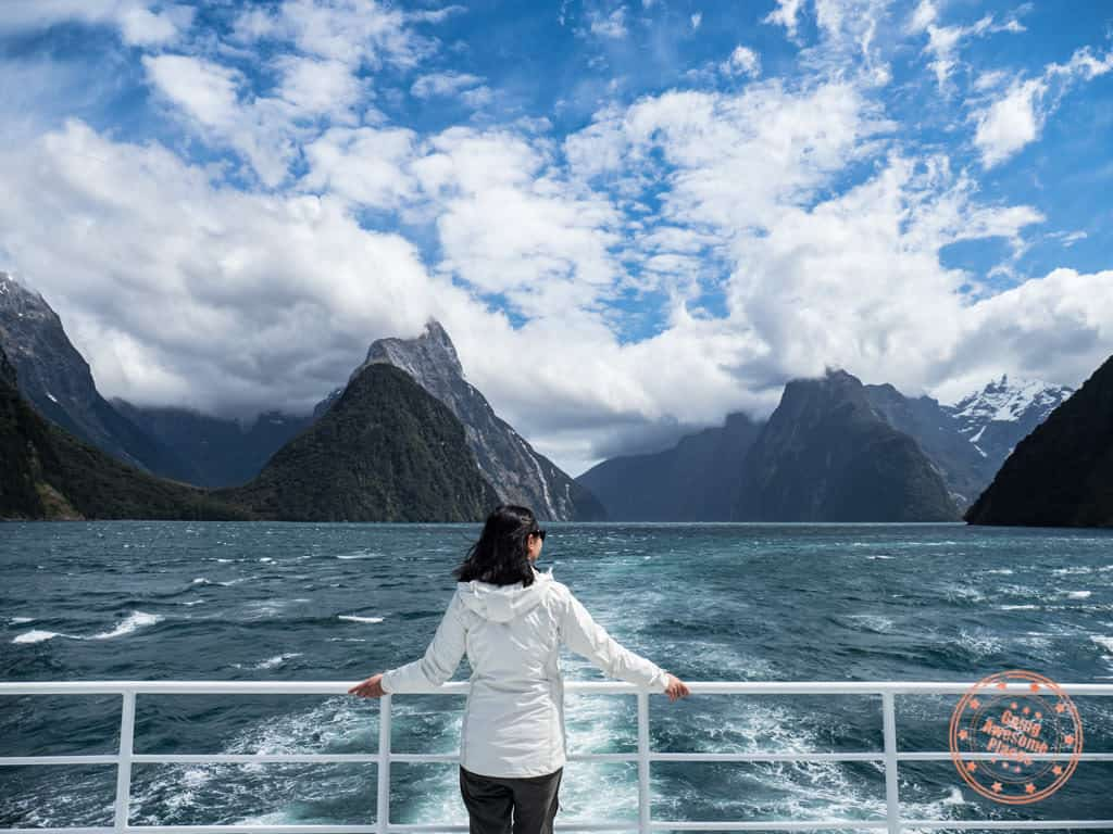 milford sound cruise is a top thing to do in south island new zealand
