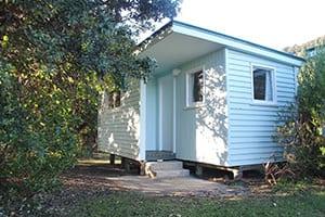 punakaiki beach house standard cabin