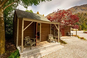 queenstown top 10 holiday park cabins