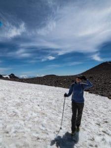 what to wear hiking tongariro crossing