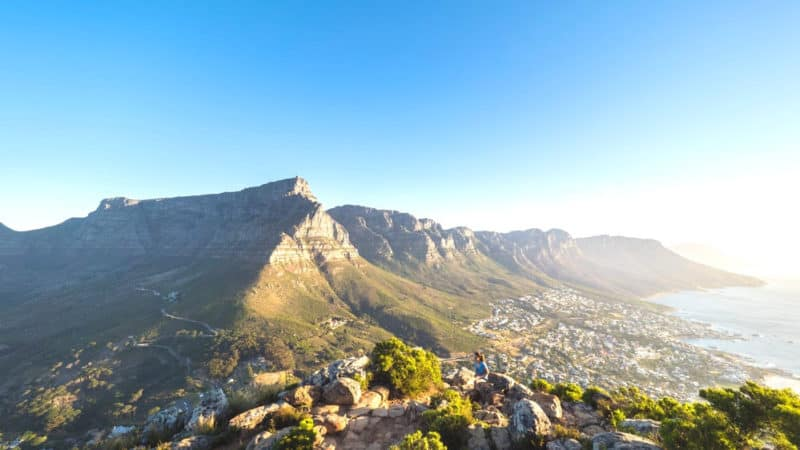 cape town 1 week itinerary featured