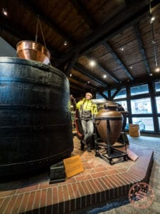 beck's brewery tour history section bremen itinerary