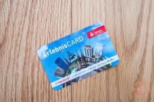erlebniscard bremen tourism card