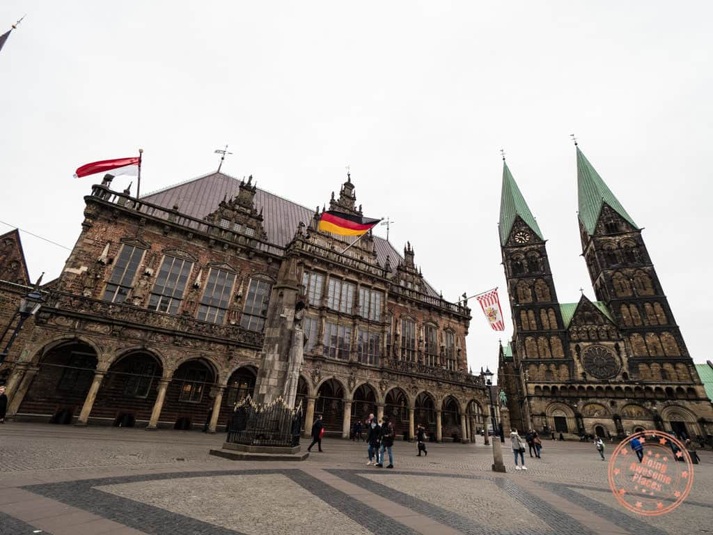 4 day bremen and bremerhaven itinerary germany market square