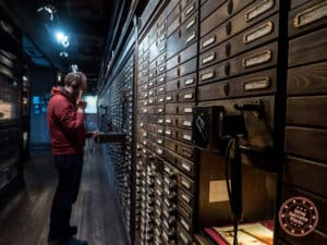 gallery of 7 million in german emigration center immersive experience