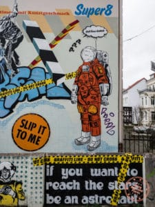 things to see in viertel bremen graffiti alley