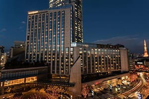 What hotel to stay at in Tokyo - Grand Hyatt