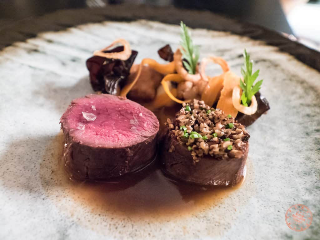 greenhouse cape town culinary delight with jersey free range beef dish