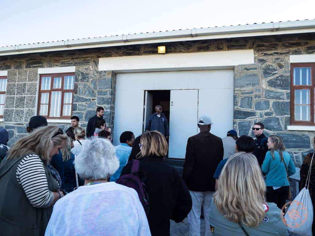 south africa travel tips robben island tour from cape town in 1 week itinerary